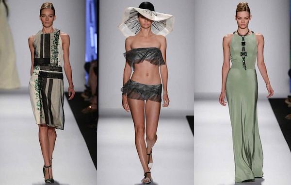 Carolina Herrera Spring 2014 Collection