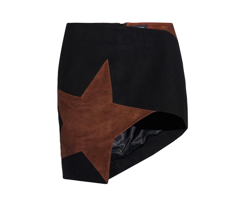 Alaïa Laser-Cut Leather Shoulder Bag